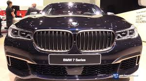 car bmw 2018 2018 bmw 7 series m760i xdrive exterior interior walkaround