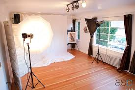 Great Article On Setting Up A Home Studio Family Portraits - Bedroom photography studio