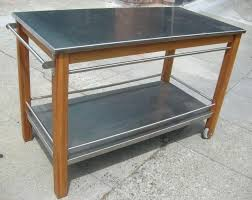 stainless steel kitchen work table island stainless steel kitchen work tables large size of kitchen