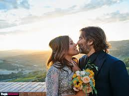 rachael ray renews her wedding vows in italy people exclusive