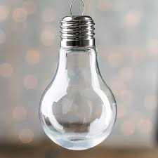 light bulb clear plastic fillable light bulbs acrylic fillable