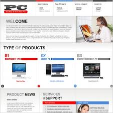 templates for website html free download pc template free website templates in css html js format for free