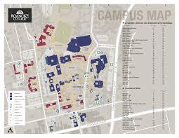 South Dakota State University Campus Map by Salem College Campus Map Afputra Com
