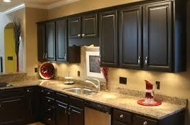 paint kitchen sink black ebony wood saddle madison door painting kitchen cabinets black