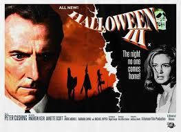 the horrors of halloween alternate universe halloween movie posters
