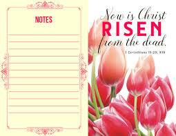 Wedding Bulletin Templates Rise Again Easter Service Church Program A Fill In The Blank