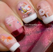 christmas airbrush nail designs image collections nail art designs