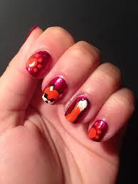 november nail art challenge 2013 rachbeth nails