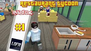 jeux de restaurant de cuisine j ouvre mon resto restaurant tycoon roblox