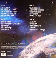 Electric Light Orchestra Telephone Line Electric Light Orchestra All Over The World The Very Best Of