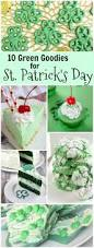 10 green goodies perfect for st patrick u0027s day parties
