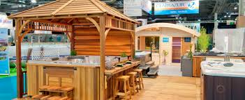 Gazebo En Bois Wooden Gazebo For Wellness Centers Echoe Clair Azur