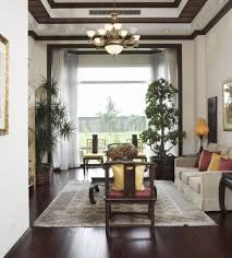 Living Room Colors With Brown Furniture 21 Riveting Living Rooms With Dark Wood Floors Pictures