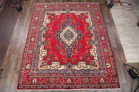 10 X12 Area Rug Tabriz Persian Area Rug