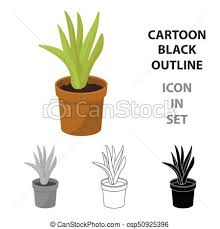 arriere plan bureau animé plante illustration bureau symbole pot fleurs style