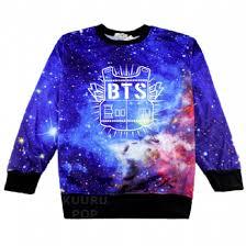 galaxy sweater bts galaxy sweater