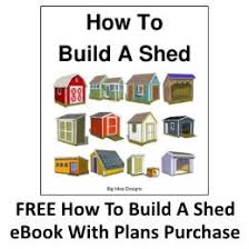 How To Build A Shed Plans For Free by 10x12 Shed Plans Building Your Own Storage Shed Icreatables
