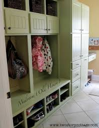 Mudroom by Drop Zone And Mud Room