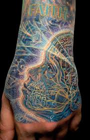 tattoos that will take you on a trip into the mind of alex grey