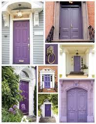 Paint For Doors Exterior Best Purple Front Doors Ideas On Purple Door Purple Front Door