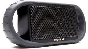 ecoxgear ecoxbt rugged u0026 waterproof bluetooth speaker w 10 hour