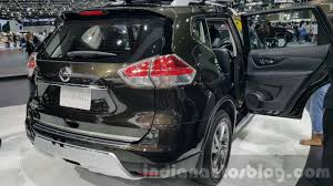 2015 nissan x trail launched nissan x trail hybrid to launch in india at auto expo 2016