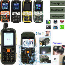 Rugged Cell Phones Military Cell Phone Ebay