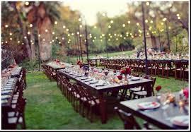cheap outdoor wedding decoration ideas azcupcakesbydesign com