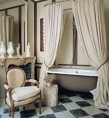 Clawfoot Tub Shower Curtain Liner Shower Curtain Assembly For Clawfoot Tub Clawfoot Tub Shower