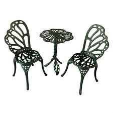 Butterfly Patio Furniture by Flowerhouse Twin Butterfly Bistro Set 425237 Patio Furniture