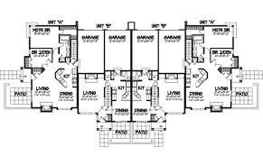 neoclassical house plans simple fourplex plans placement architecture plans 74603