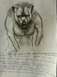 the novo selo skull macedonia dogman wolfman werewolf