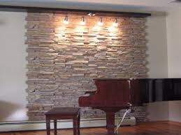 brick facade interior wall perfect stone sills are created from