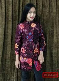 Batik Danar Hadi baju batik kerja wanita danar hadi model baju