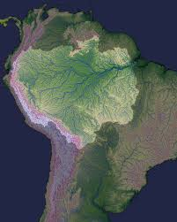 amazon basin source of the amazon river image of the day