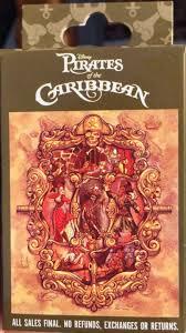 pirates caribbean concept art pins disney pins blog