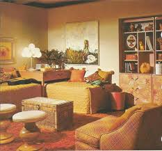 vintage home interiors 68 best julie images on 1970s decor 70s decor