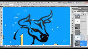 Eid Card Design How To Design Eid Card In Photoshop Youtube