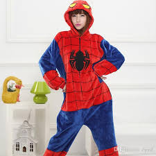 spider costume one pajama onesies for animal