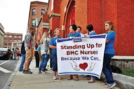 staffing impasse sets stage for berkshire medical center nurses