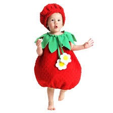 Toddler Halloween Costumes Target Baby Strawberry Costume Target