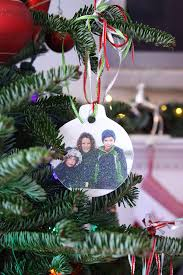 easy photo transfer ornaments the celebration shoppe