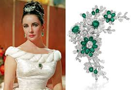 photos highlights from elizabeth taylor u0027s jewelry auction at