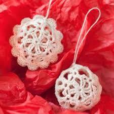 free crochet christmas ornaments patterns crochet christmas