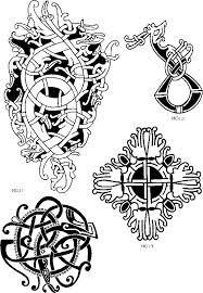 389 best celtic and vikings knots and ornaments images on