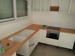 fabriquer un plan de travail cuisine faire plan de travail cuisine galerie et faire un plan de travail