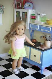 131 best american girl 18 pippaloo for dolls the dollhouse tour the kitchen kit s stove and lots of american girl