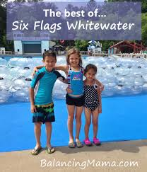 Six Flags Guide From Balancingmama Best Of Six Flags Whitewater Guide To Summer Fun