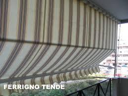 tenda a caduta prezzi ferrigno tende tende da sole a caduta con guide