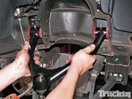nissan frontier upper control arm project 12 gauge 2011 chevy silverado lifted suspension